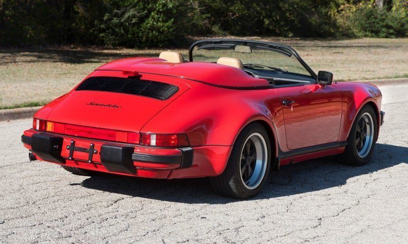 Gooding Pebble Beach 2014 Preview - 1994 Porsche 911 Carrera 3.6 Speedster 19