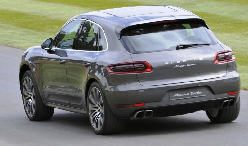 Goodwood 2014 Galleries - PORSCHE Macan Turbo, Panamera S E-Hybrid, RS Spyder, 962 and 917 15