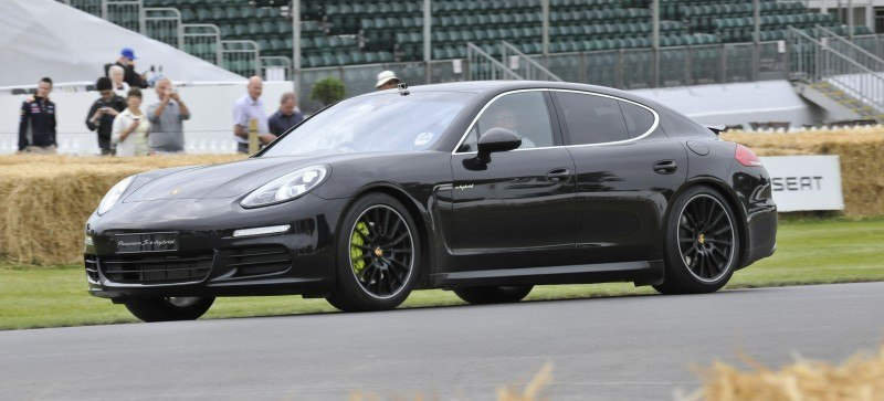 Goodwood 2014 Galleries - PORSCHE Macan Turbo, Panamera S E-Hybrid, RS Spyder, 962 and 917 19