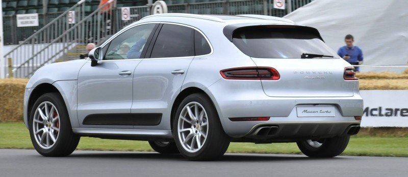 Goodwood 2014 Galleries - PORSCHE Macan Turbo, Panamera S E-Hybrid, RS Spyder, 962 and 917 22