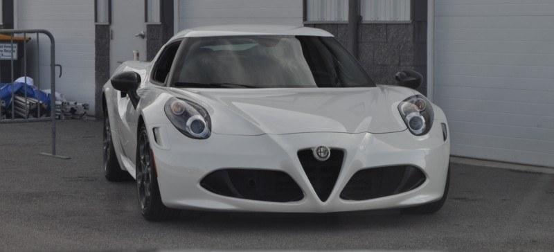 Gorgeous 2015 Alfa-Romeo 4C Revealed in Full USA Trim + New Headlights! 28