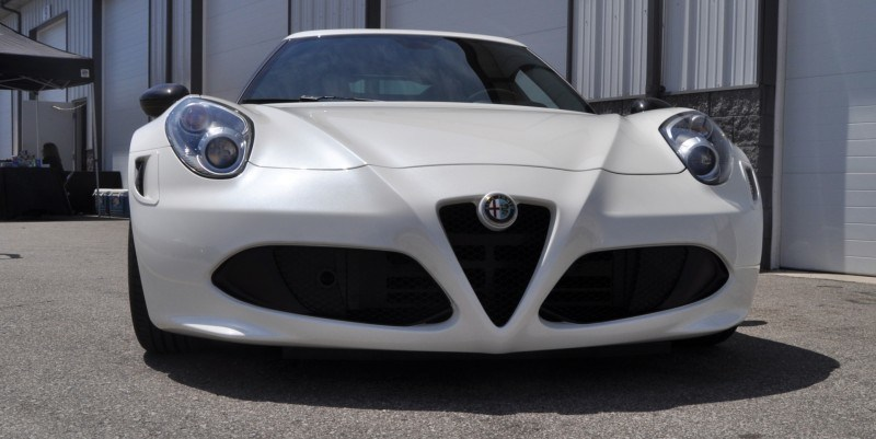 Gorgeous 2015 Alfa-Romeo 4C Revealed in Full USA Trim + New Headlights! 7