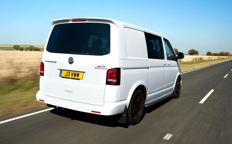 Happy B-Day to the Volkswagen Minibus and Transporter! Work Van Legend Turns 60 in UK This Year 33