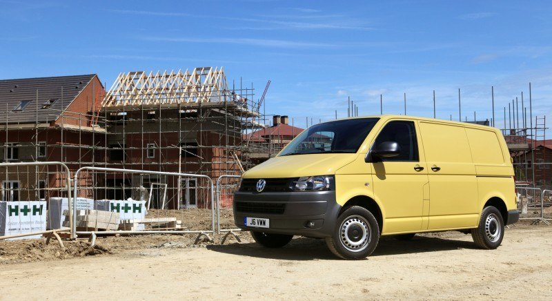 Happy B-Day to the Volkswagen Minibus and Transporter! Work Van Legend Turns 60 in UK This Year 36