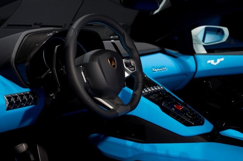 Hypercar Showcase - 2014 Lamborghini Aventador Trumped Only By Aventador J and Aventador Roadster 48