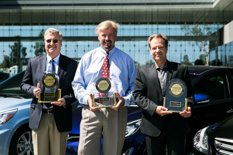 Hyundai Genesis, Elantra and Accent Score Segment-Best Initial Quality Awards from JD Power 18
