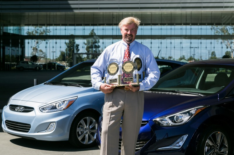 Hyundai Genesis, Elantra and Accent Score Segment-Best Initial Quality Awards from JD Power 19