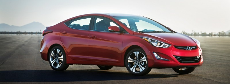 Hyundai Genesis, Elantra and Accent Score Segment-Best Initial Quality Awards from JD Power 5