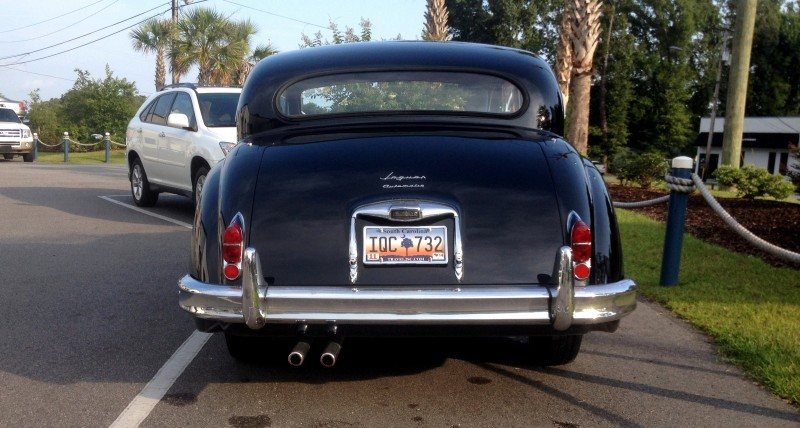 Iconic Classic - 1959 JAGUAR Mark IX Is Blue-Blood Royalty With Most Divine Cabin of the 1950s 10