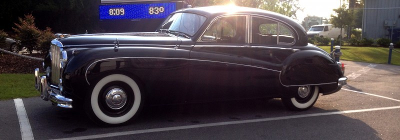 Iconic Classic - 1959 JAGUAR Mark IX Is Blue-Blood Royalty With Most Divine Cabin of the 1950s 13