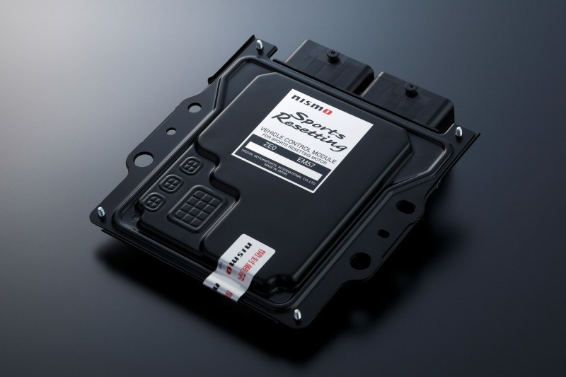 JDM Nissan Leaf Offers NISMO Accessories, ECU Reflash for Extra Power 5