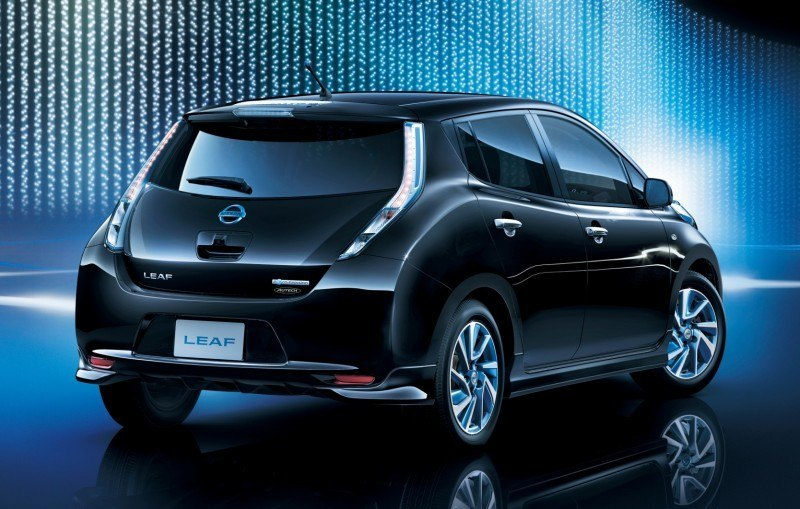 JDM Nissan Leaf Offers NISMO Accessories, ECU Reflash for Extra Power 8