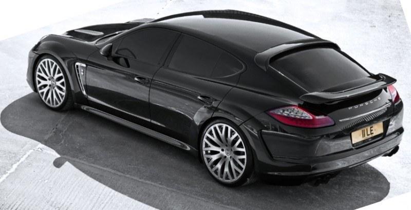 KAHN Design Upgrades - 2010-2014 Porsche Panamera Super Sport Wide Track 11