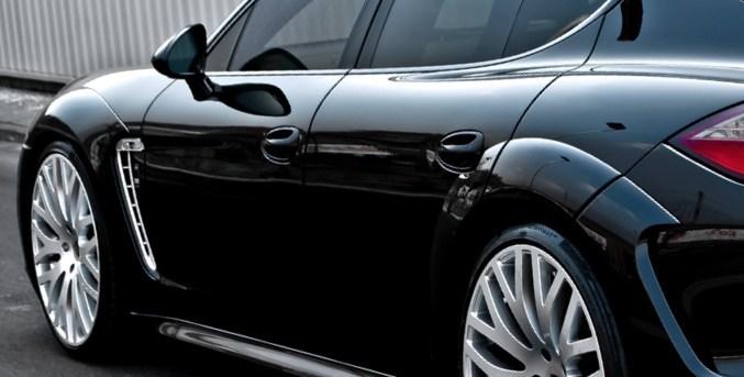 KAHN Design Upgrades - 2010-2014 Porsche Panamera Super Sport Wide Track 2