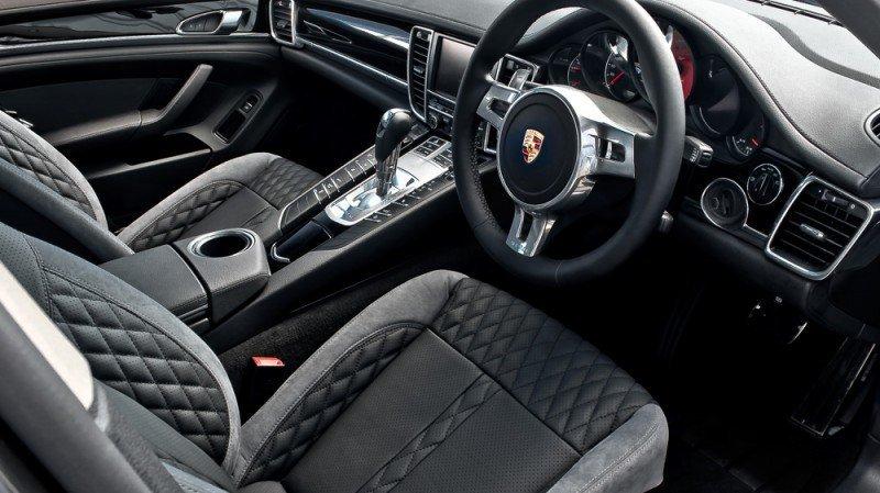 KAHN Design Upgrades - 2010-2014 Porsche Panamera Super Sport Wide Track 9