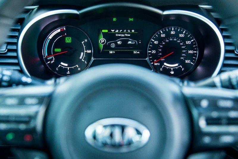 Kia Optima Hybrid Details Photos 1
