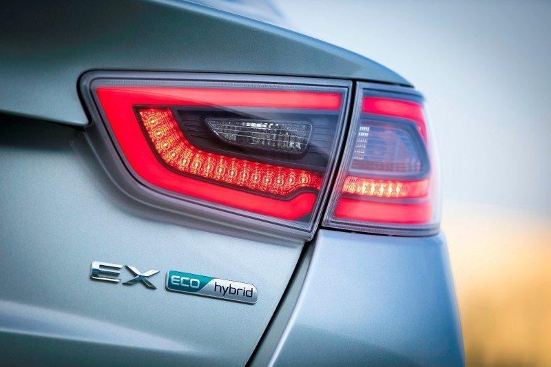 Kia Optima Hybrid Details Photos 9