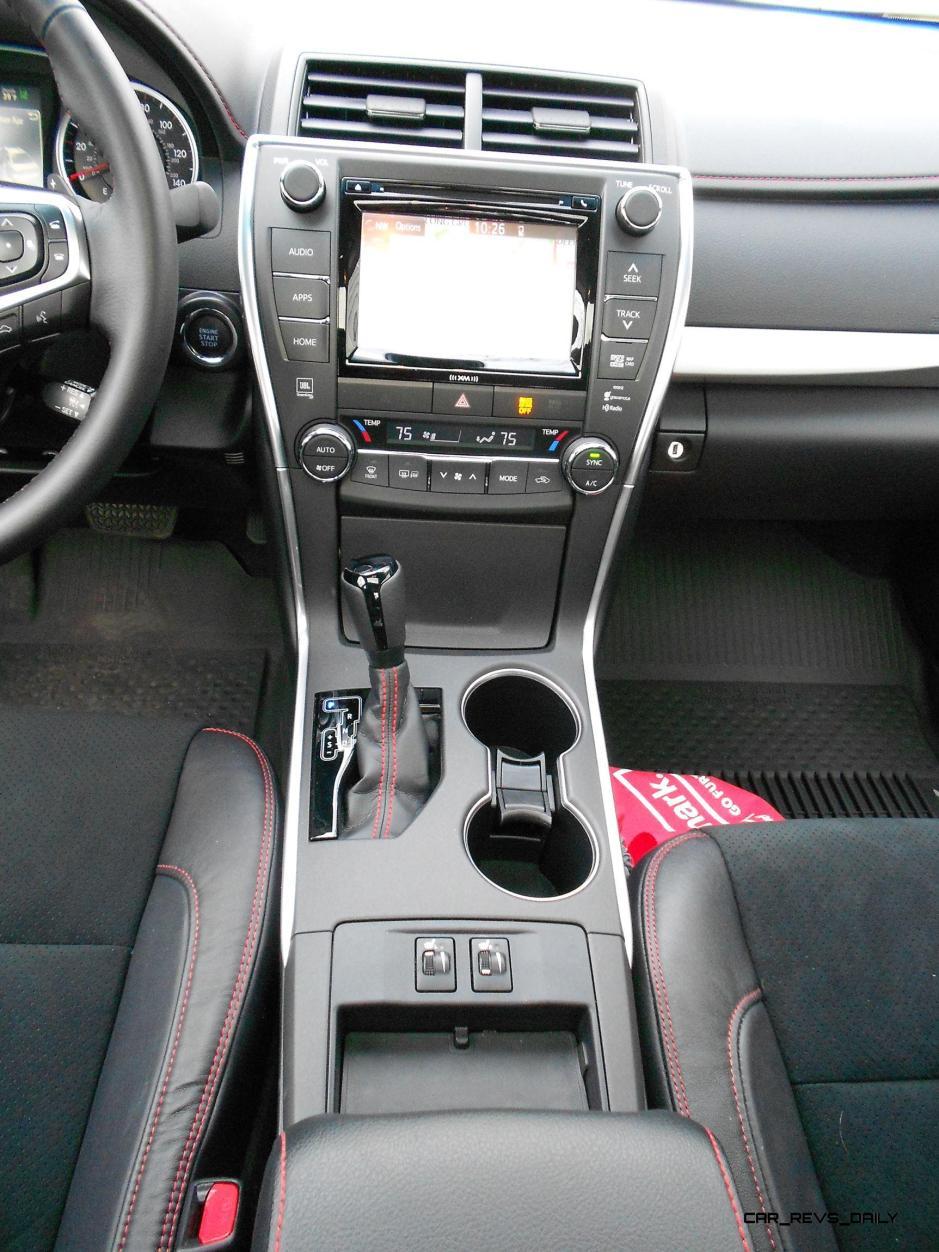 LKen Glassman 2016 Toyota Camry XSE Review 16
