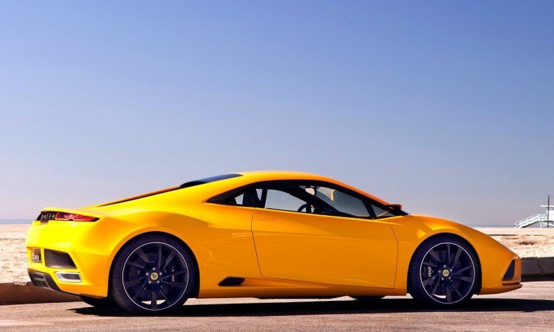 LOTUS Esprit, Elan, Elite, and Eterne Have The Vision, But Missing The Investor Millions 29