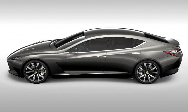 LOTUS Esprit, Elan, Elite, and Eterne Have The Vision, But Missing The Investor Millions 36