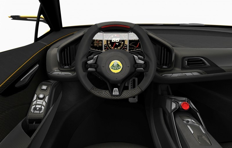 LOTUS Esprit, Elan, Elite, and Eterne Have The Vision, But Missing The Investor Millions 39