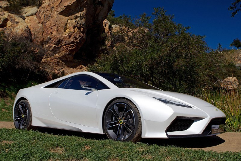 LOTUS Esprit, Elan, Elite, and Eterne Have The Vision, But Missing The Investor Millions 78