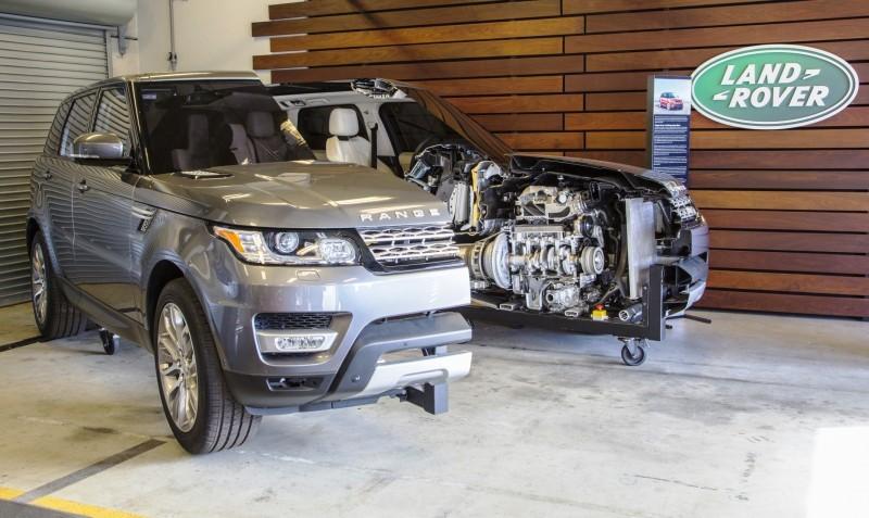 Land Rover at Pebble Beach 2014 8