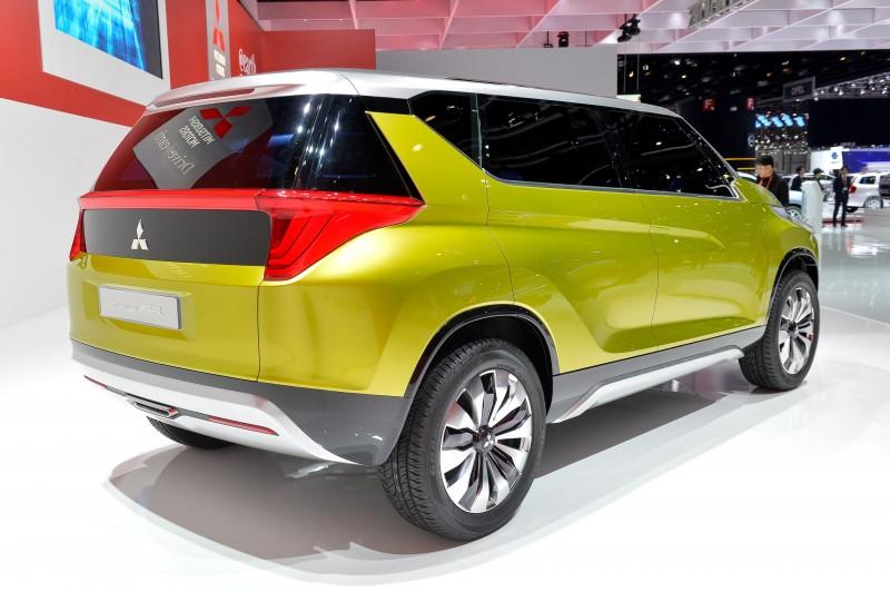 Latest Mitsubishi Exterior Designs Are Bizarre and Alarming 7