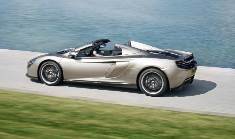 McLaren Special Operations Confirms Pebble Beach Debut of MSO 650S Spider and MSO P1 16