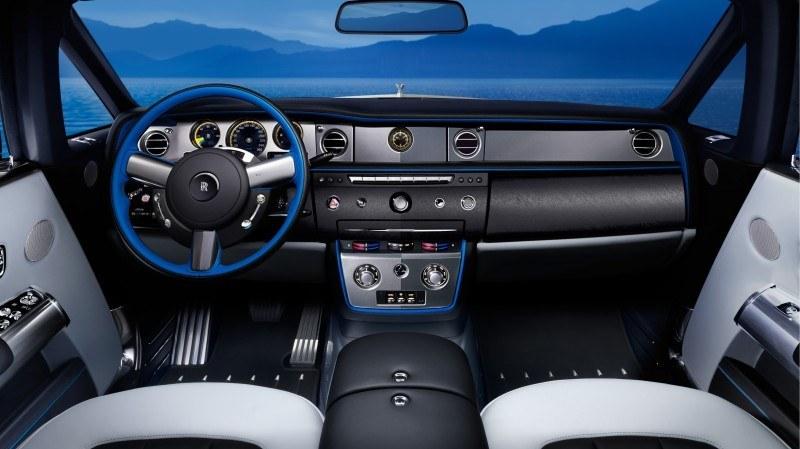 New Rolls-Royce Phantom Drophead Coupe Waterspeed Celebrates Bluebird K3 Record-Breaker 20