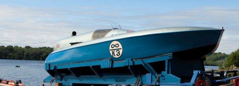 New Rolls-Royce Phantom Drophead Coupe Waterspeed Celebrates Bluebird K3 Record-Breaker 6