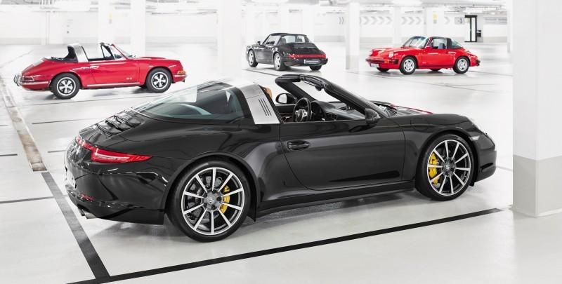 New_Porsche_911_Targa_makes_Goodwood_debut