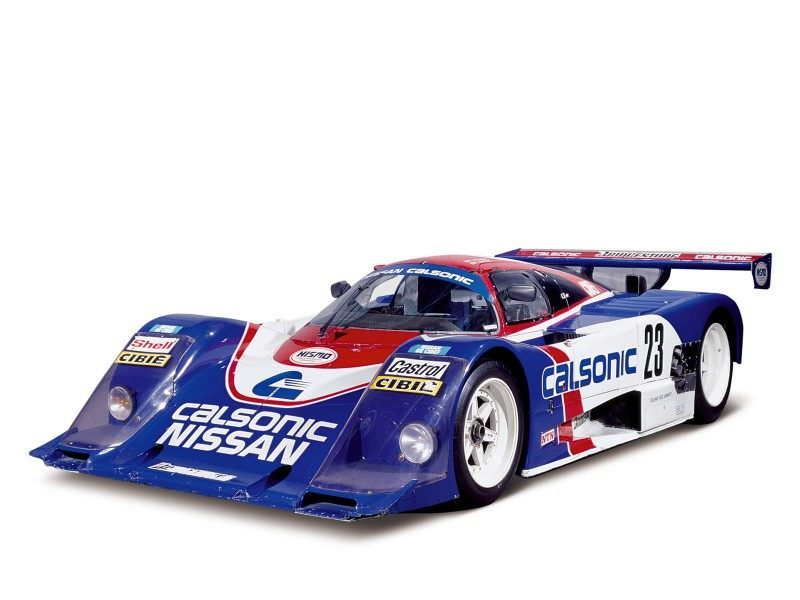 Nissan Racing greatest hits 10