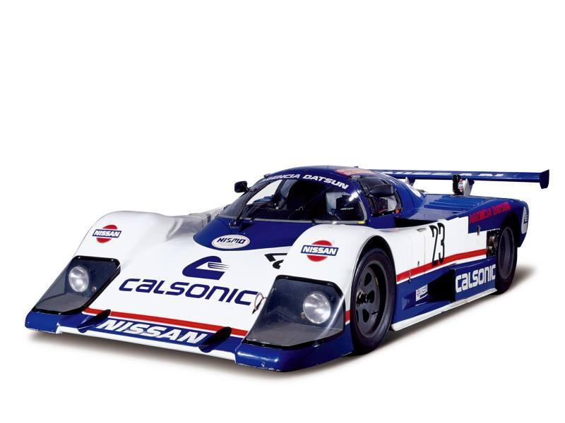Nissan Racing greatest hits 11