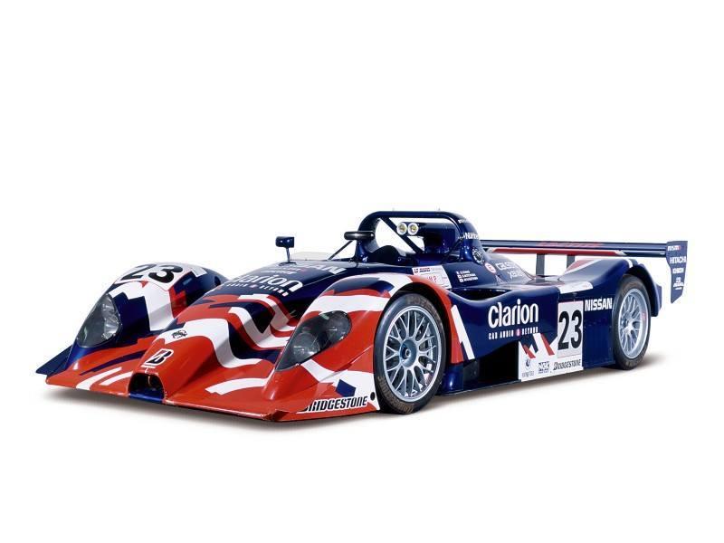 Nissan Racing greatest hits 5