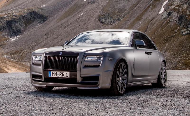 Novitec SPOFEC Rolls-Royce Ghost 24