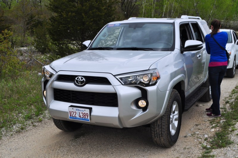 Off-Roading in the 2014 Toyota 4Runner SR5 - Guess Who Chickens Out First 3