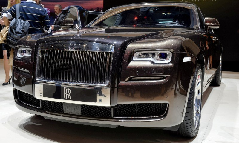 Past and Future Perfect - Rolls-Royce Is Evergreen in 111-Year History - 111 RARE Photos To Celebrate 4