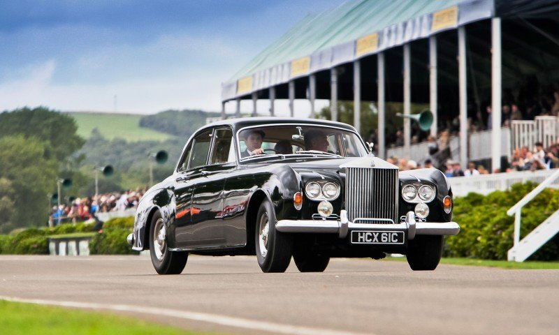 Past and Future Perfect - Rolls-Royce Is Evergreen in 111-Year History - 111 RARE Photos To Celebrate 58