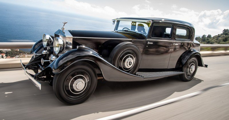 Past and Future Perfect - Rolls-Royce Is Evergreen in 111-Year History - 111 RARE Photos To Celebrate 62