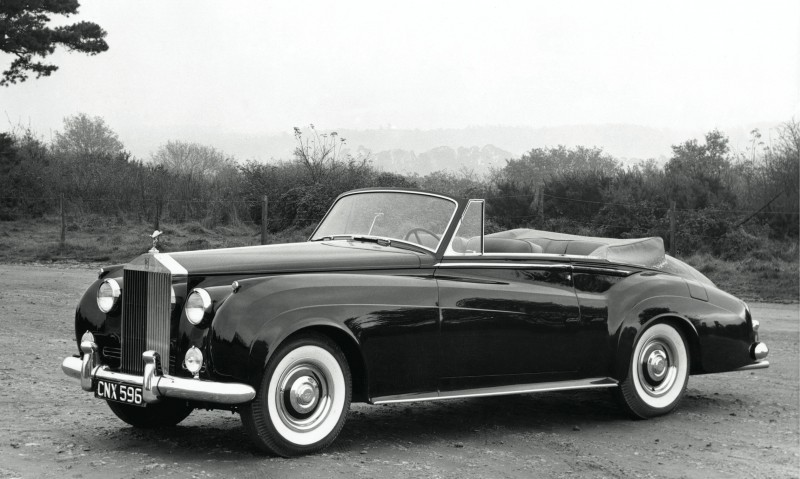 Past and Future Perfect - Rolls-Royce Is Evergreen in 111-Year History - 111 RARE Photos To Celebrate 67