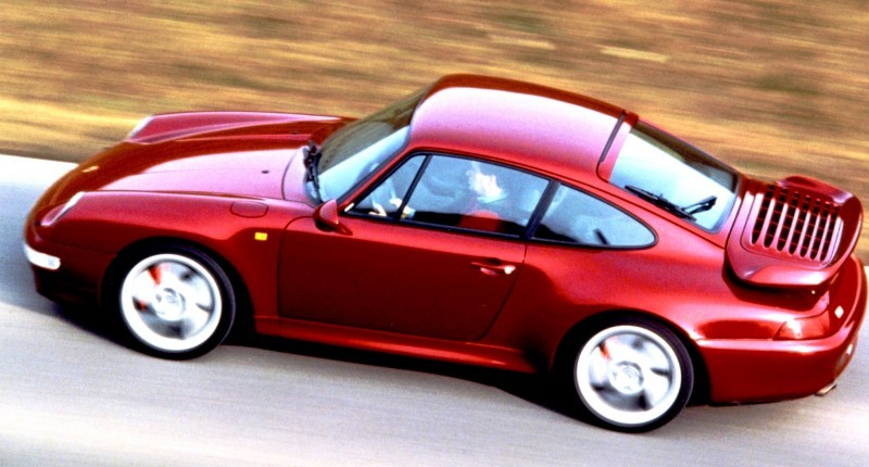Porsche 911 Turbo Generations 11