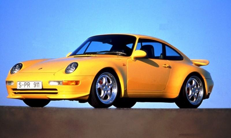 Porsche 911 Turbo Generations 9