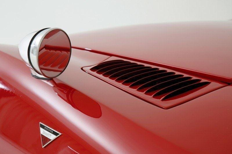 RM Auctions Monaco 2014 Highlights - 1968 Toyota 2000GT Joins Rare Million-Plus Japanese Car Club  11