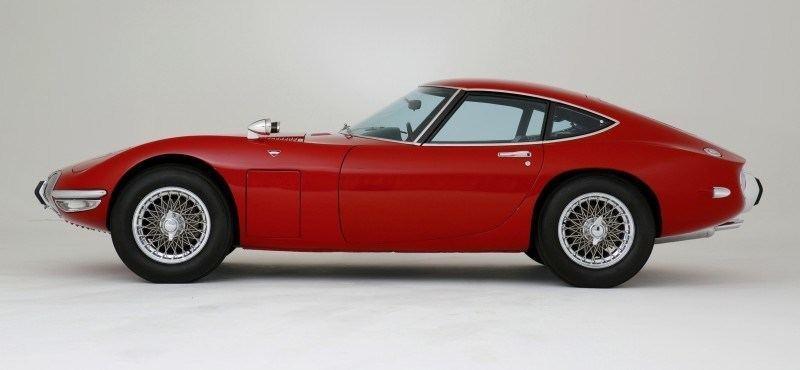 RM Auctions Monaco 2014 Highlights - 1968 Toyota 2000GT Joins Rare Million-Plus Japanese Car Club  5