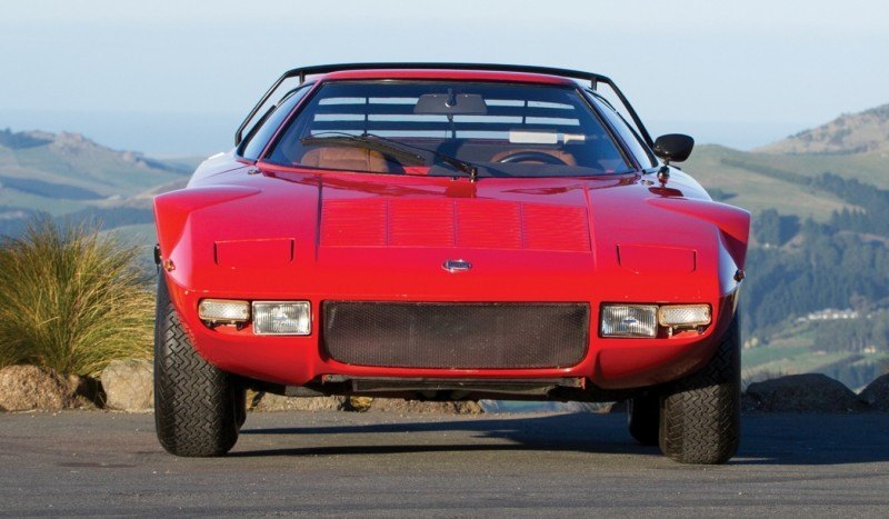 RM Auctions Monterey 2014 Preview - 1974 Lancia Stratos HF Stradale 15