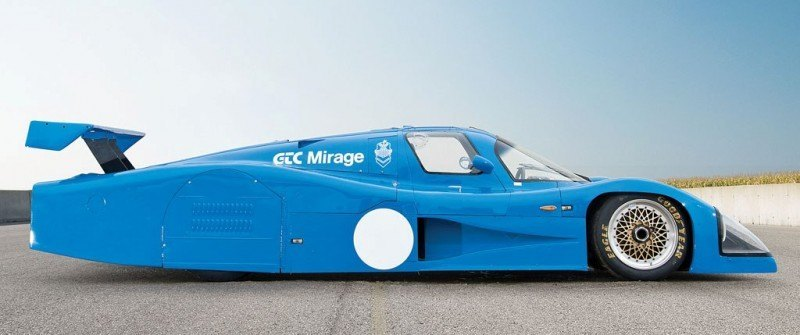 RM Monaco 2014 Highlights - 1982 Mirage M12 Group C Sports Prototype is Aero GT40 5