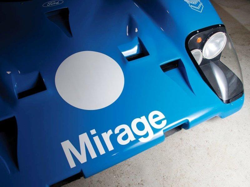 RM Monaco 2014 Highlights - 1982 Mirage M12 Group C Sports Prototype is Aero GT40 6