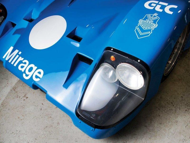 RM Monaco 2014 Highlights - 1982 Mirage M12 Group C Sports Prototype is Aero GT40 7