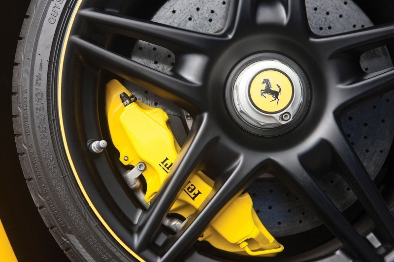 RM Monaco 2014 Highlights - 2003 Ferrari Enzo in Yellow over Black 10